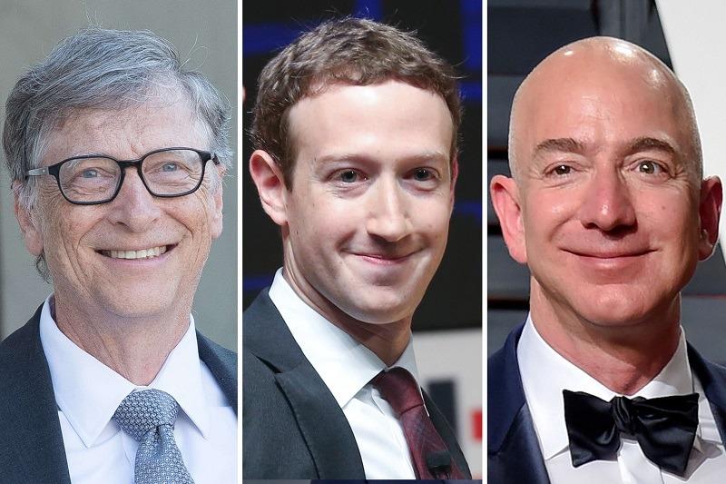ثروتمندترین افراد در گذشته