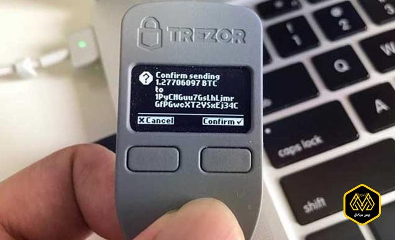 کیف پول ترزور وان (Trezor One)، اولین کیف پول سخت افزاری بیت کوین بود!