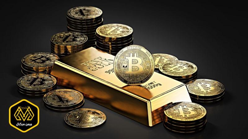 بیت کوین و طلا در بحران کرونا