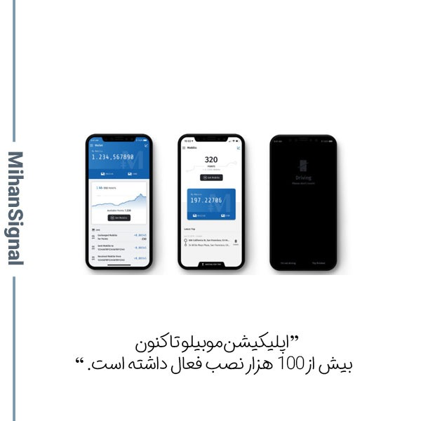 اپلیکیشن موبیلو تاکنون بالای 100 هزار نصب فعال داشته که این نشان محبوبیت آن است.