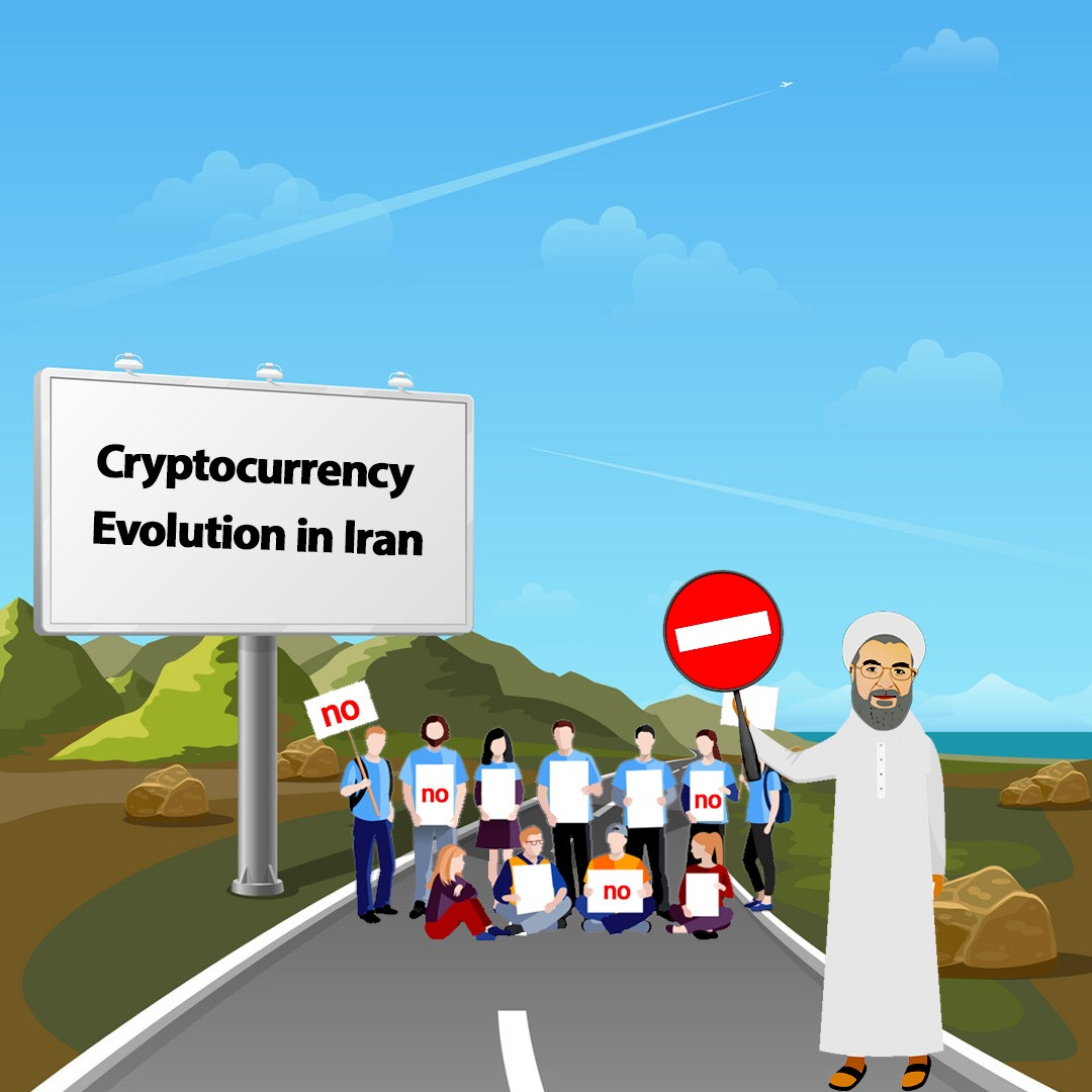 Cryptocurrency Evolution in Iran Cryptocurrency mining and especially Bitcoin mining is becoming a hot topic in recent days for Iranian people. At first, Iran's government banned any activity related to cryptocurrency but now they understand the benefits of crypto adoption and they have changed their attitude towards the crypto community. Phase 1: Prohibition Until mid-2019 Iran's government banned any activity related to cryptocurrency due to the their potential to undermine the national fiat currency. They even threaten the activists by appointing punishments for them. After some time passed, the general viewpoint towards the cryptocurrencies has changed in the eyes of the government. One of the reasons for this change was the potential for circumnavigating long-term sanctions imposed by USA government. Phase 2: Regulations After this, the Central Bank of Iran (CBI) published a regulatory framework for crypto application. It was specified that using cryptocurrency as a local payment method is illegal within the confines of the country and it can be used only in limited applications. According to Naser Hakimi, deputy governor for new technologies at the Central Bank of Iran, on July 8th 2019 trading bitcoin and other cryptocurrencies is illegal because of the local anti-money laundering laws. Based on a report published by ISNA, encrypted processed data mining's bylaw enacted by Iranian governments in July 27, 2019. According to the bylaw, using cryptocurrency is permitted if the users accept the related risks. The bylaw also banned the adoption of cryptocurrencies as a payment method inside Iran's borders. Phase 3: New Opportunities On January 26, 2020, Mir Hossein Saeedi, a member of blockchain commission of computer Guild organization of Iran, announced that more than 1000 mining licences have been issued until January 2020 and several big mining farms are set up. He said that considering the development of cryptocurrencies' market, it is estimated that Iran can