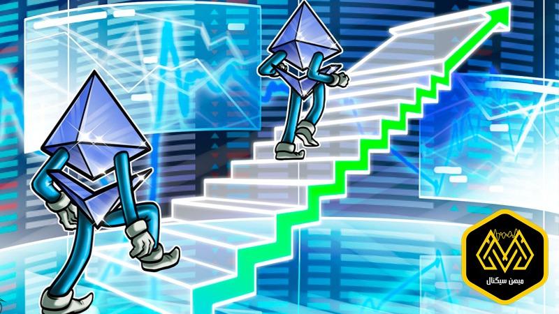 فتح قله سالیانه اتریوم با رسیدن بیت کوین به 22000 دلار