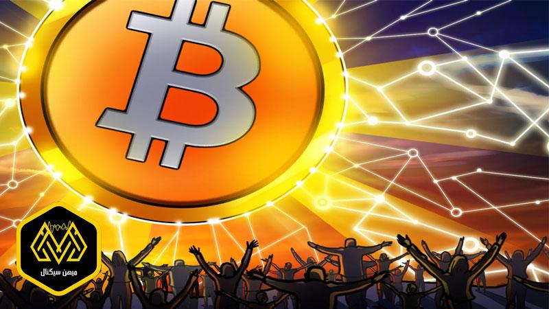 قیمت بیت کوین: یک گام مانده تا 30000 دلار